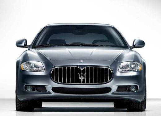 Nuova Maserati Quattroporte - Foto 9 di 16