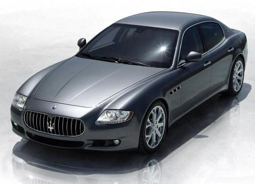Nuova Maserati Quattroporte - Foto 10 di 16