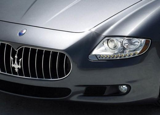 Nuova Maserati Quattroporte - Foto 11 di 16