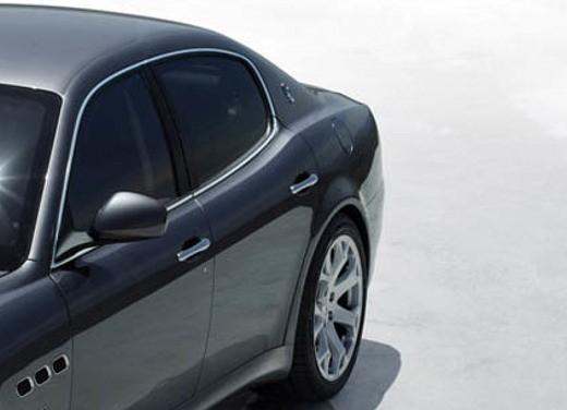 Nuova Maserati Quattroporte - Foto 16 di 16