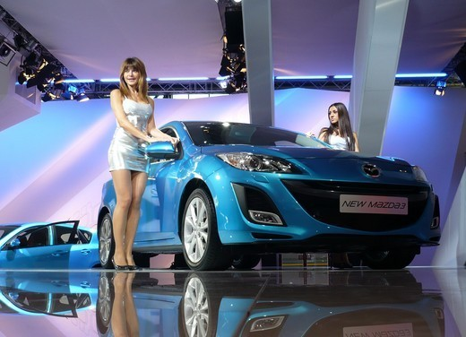 Nuova Mazda3 - Foto 33 di 67