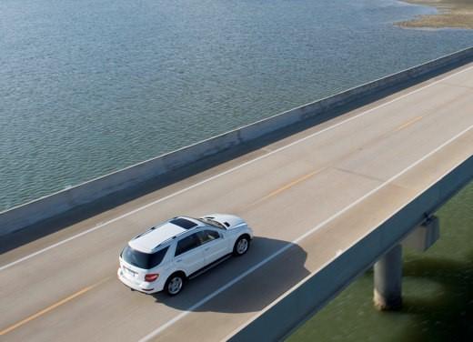 Nuova Mercedes Classe M – Test Drive - Foto 13 di 42