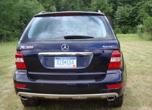 Nuova Mercedes Classe M – Test Drive - Foto 7 di 42