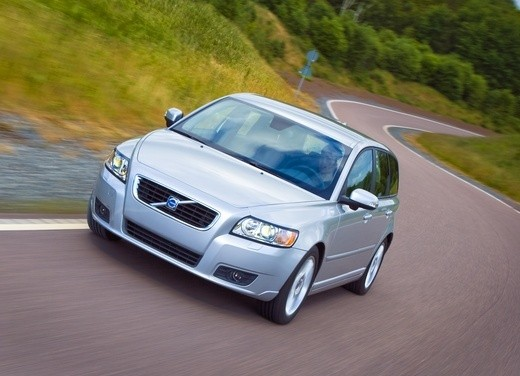 Volvo V50 Powershift – Test Drive - Foto 13 di 17