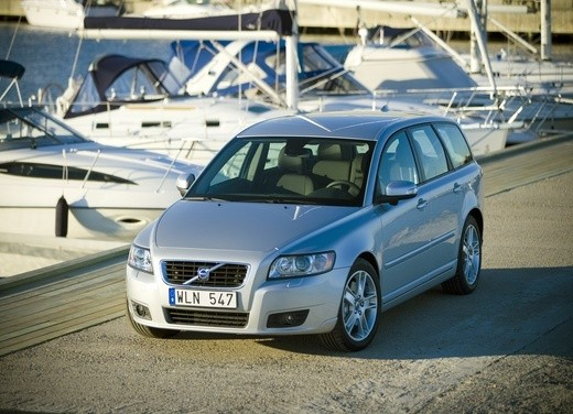 Volvo V50 Powershift – Test Drive - Foto 14 di 17