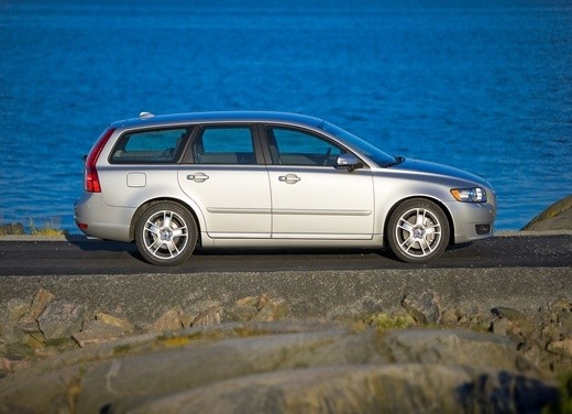 Volvo V50 Powershift – Test Drive - Foto 15 di 17