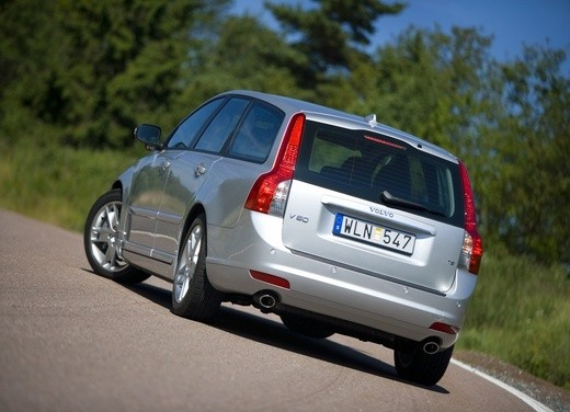 Volvo V50 Powershift – Test Drive - Foto 5 di 17