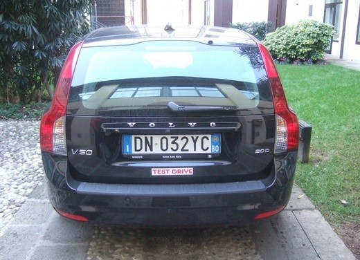 Volvo V50 Powershift – Test Drive - Foto 10 di 17