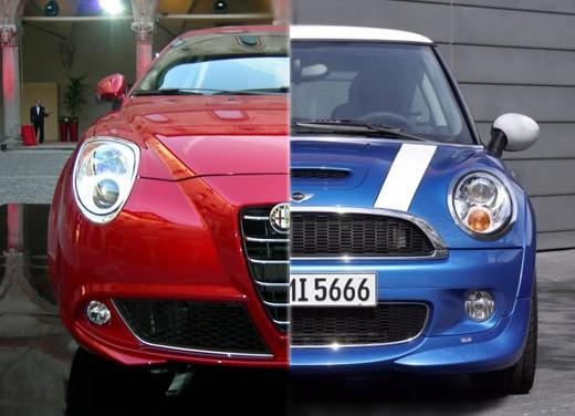 Fiat e BMW per Alfa Romeo e Mini - Foto 1 di 10
