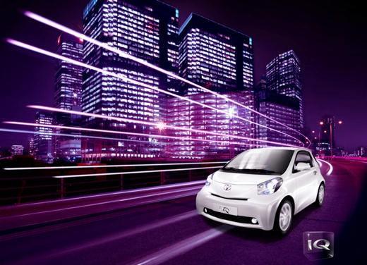 Toyota iQ – prelancio - Foto 1 di 12