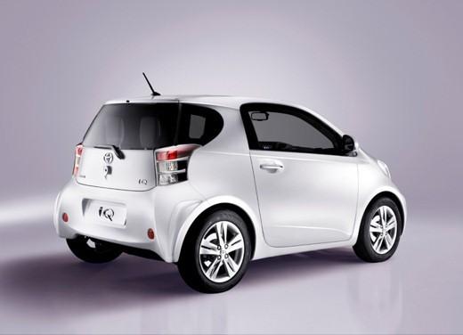 Toyota iQ – prelancio - Foto 11 di 12