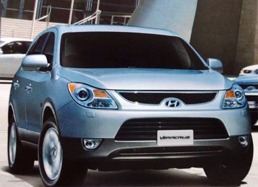 Hyundai iX55 - Foto 16 di 21
