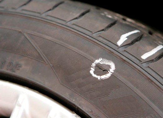 Sicurezza stradale – Controllo gomme