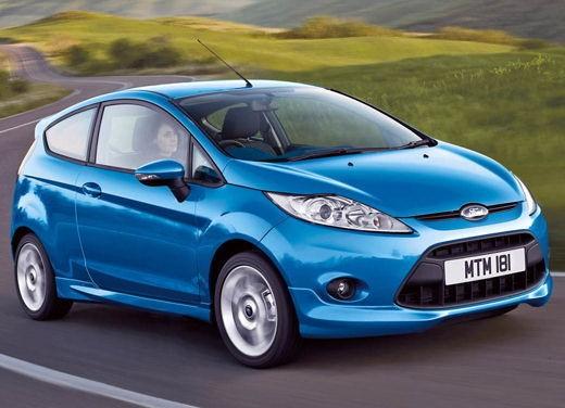 Nuova Ford Fiesta - Foto 17 di 23