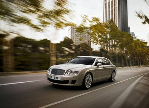Bentley Continental Flying Spur 2009 - Foto 1 di 21