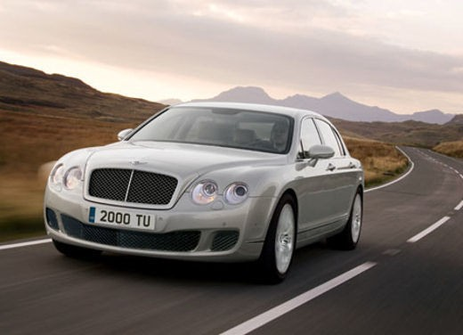 Bentley Continental Flying Spur 2009 - Foto 2 di 21