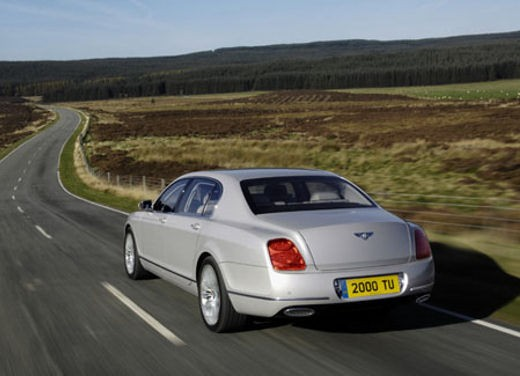Bentley Continental Flying Spur 2009 - Foto 7 di 21