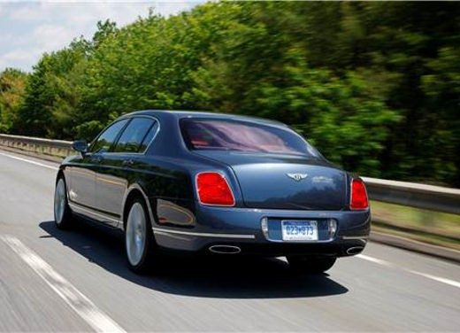 Bentley Continental Flying Spur 2009 - Foto 19 di 21