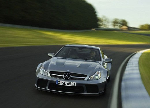 Mercedes SL65 AMG Black Series - Foto 1 di 12