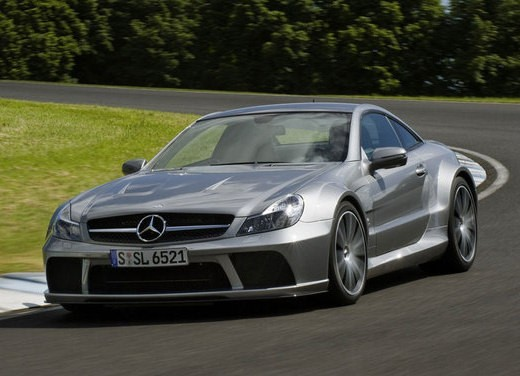 Mercedes SL65 AMG Black Series - Foto 2 di 12