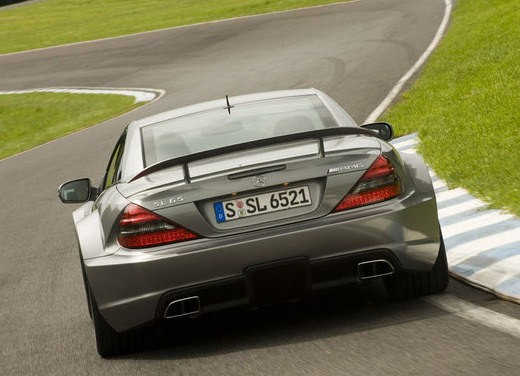 Mercedes SL65 AMG Black Series - Foto 3 di 12