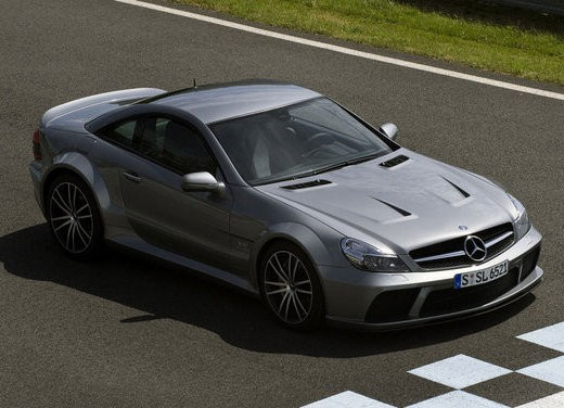 Mercedes SL65 AMG Black Series - Foto 4 di 12