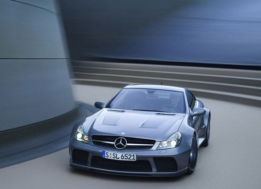 Mercedes SL65 AMG Black Series - Foto 5 di 12