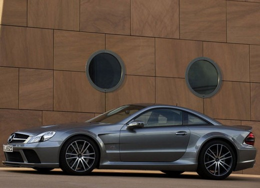 Mercedes SL65 AMG Black Series - Foto 6 di 12