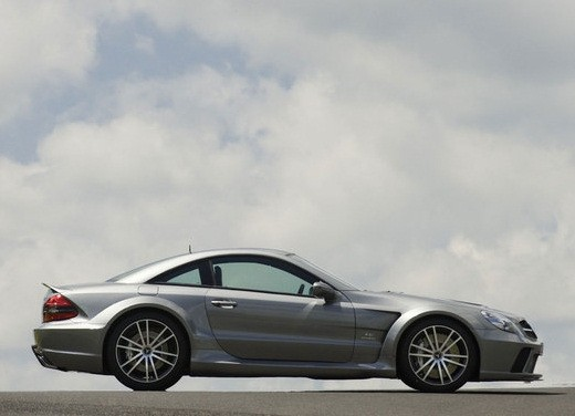 Mercedes SL65 AMG Black Series - Foto 7 di 12