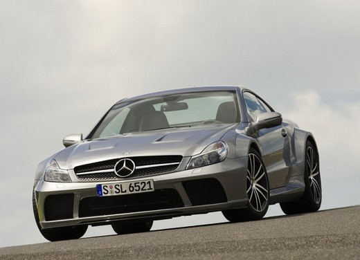 Mercedes SL65 AMG Black Series - Foto 8 di 12