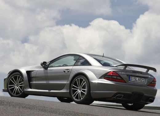 Mercedes SL65 AMG Black Series - Foto 9 di 12