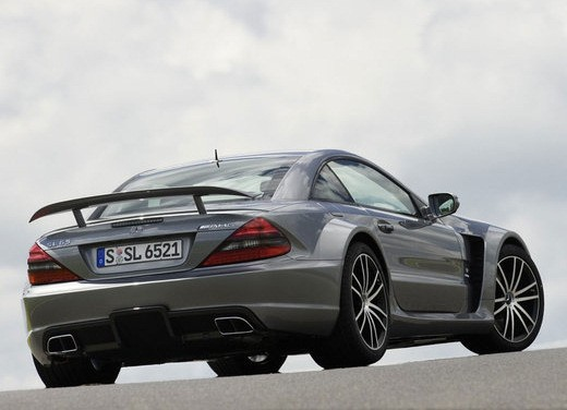 Mercedes SL65 AMG Black Series - Foto 10 di 12