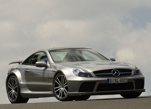 Mercedes SL65 AMG Black Series - Foto 11 di 12