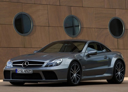 Mercedes SL65 AMG Black Series - Foto 12 di 12