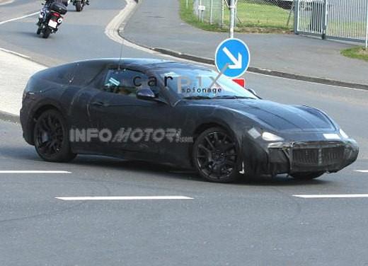 Nuova Maserati Granturismo Spyder - Foto 18 di 24