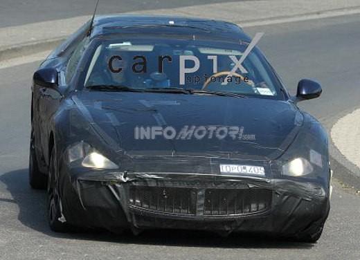 Nuova Maserati Granturismo Spyder - Foto 19 di 24