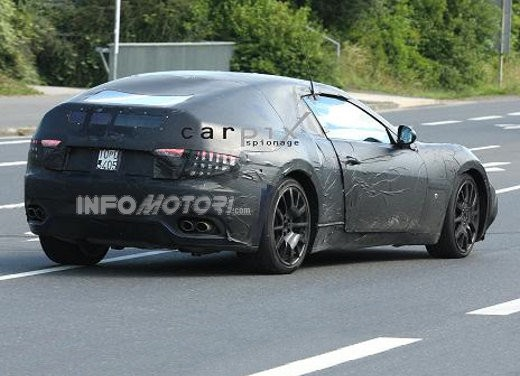 Nuova Maserati Granturismo Spyder - Foto 23 di 24