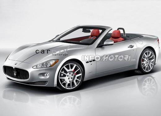 Nuova Maserati Granturismo Spyder - Foto 15 di 24