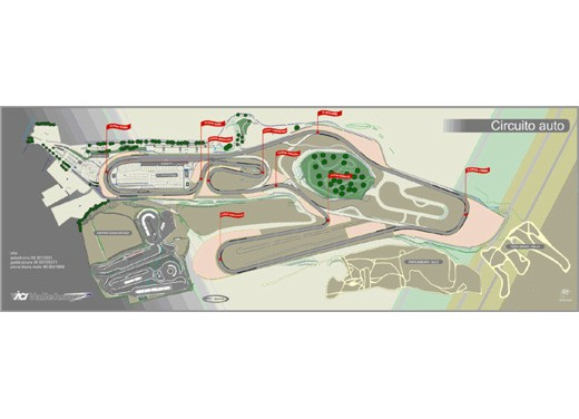 Autodromo Vallelunga Piero Taruffi - Foto 1 di 7