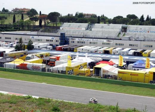 Circuito Vallelunga : L autodromo di vallelunga si rinnova