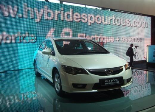 Nuova Honda Civic Hybrid - Foto 2 di 13