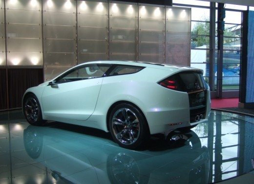 Nuova Honda Civic Hybrid - Foto 3 di 13