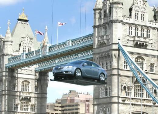 Opel Insignia – Presentazione a Londra - Foto 2 di 15