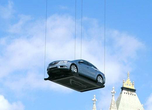Opel Insignia – Presentazione a Londra - Foto 5 di 15
