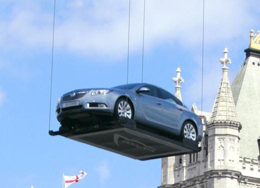 Opel Insignia – Presentazione a Londra - Foto 6 di 15