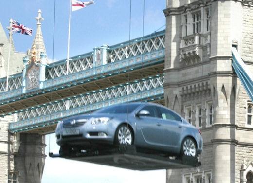 Opel Insignia – Presentazione a Londra - Foto 7 di 15
