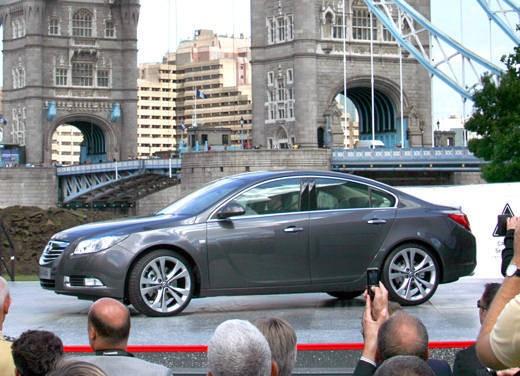 Opel Insignia – Presentazione a Londra - Foto 11 di 15
