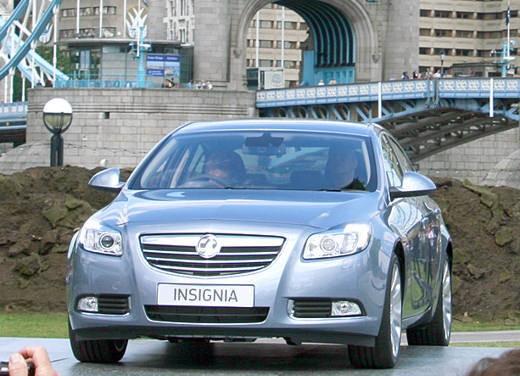 Opel Insignia – Presentazione a Londra - Foto 9 di 15