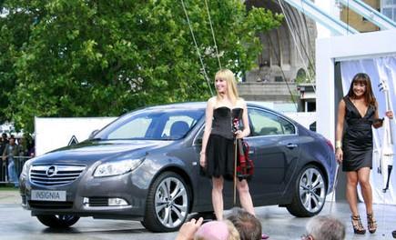 Opel Insignia – Presentazione a Londra - Foto 10 di 15