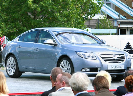 Opel Insignia – Presentazione a Londra - Foto 13 di 15